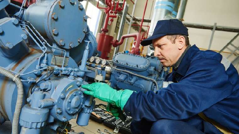 You are one Sterling industrial refrigeration repair away from functional equipment.